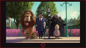 دانلود انیمیشن خانواده ادامز