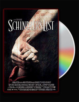 دانلود فیلم فهرست شیندلر دوبله فارسی و لینک مستقیم Schindler's List زبان اصلی