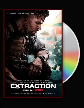 دانلود فیلم Extraction با لینک مستقیم – فیلم استخراج با زیرنویس فارسی و دوبله