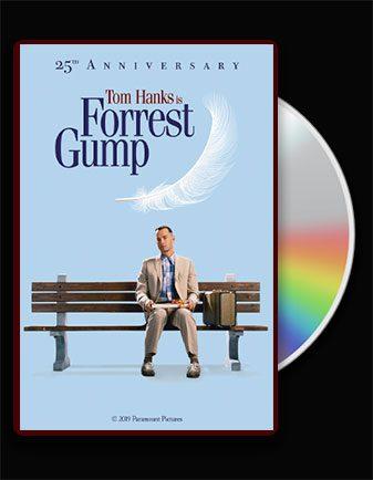 دانلود فیلم Forrest Gump دوبله فارسی و لینک مستقیم فارست گامپ زبان اصلی