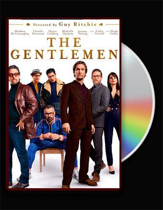 دانلود فیلم اقایان با نمایش انلاین با زیرنویس با دوبله جنتلمن the gentlemen 2019