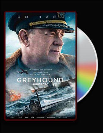 دانلود فیلم سگ تازی با نمایش انلاین با زیرنویس فارسی Greyhound 2020