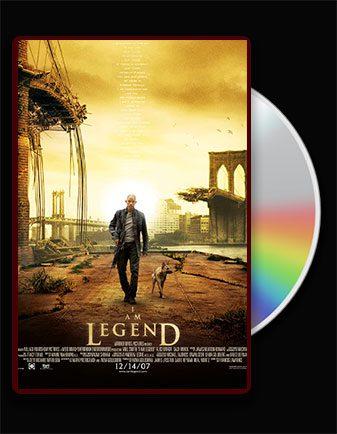 دانلود فیلم I Am Legend دوبله فارسی فیلم سینمایی من افسانه ام لینک مستقیم زبان اصلی