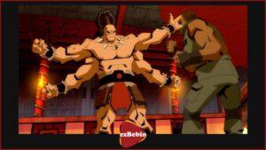 دانلود انیمیشن Mortal Kombat Legends با لینک مستقیم