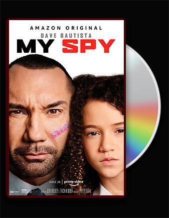 دانلود فیلم my spy 2020 با لینک مستقیم – فیلم جاسوس من دوبله و زیرنویس فارسی