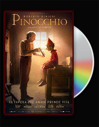 دانلود فیلم پینوکیو با نمایش انلاین با دوبله با زیرنویس pinocchio 2019
