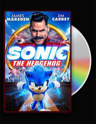 دانلود فیلم سونیک خارپشت دوبله فارسی sonic the hedgehog 2020