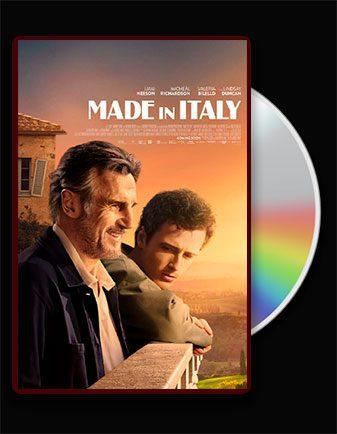 دانلود فیلم Made in Italy 2020 با لینک مستقیم فیلم ساخت ایتالیا