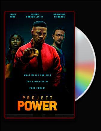 دانلود فیلم Project Power 2020 با لینک مستقیم – پروژه قدرت