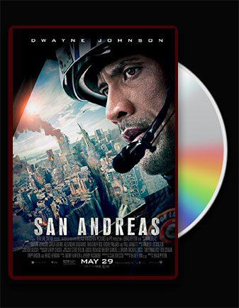 دانلود فیلم سن آندریاس دوبله فارسی فیلم San Andreas 2015