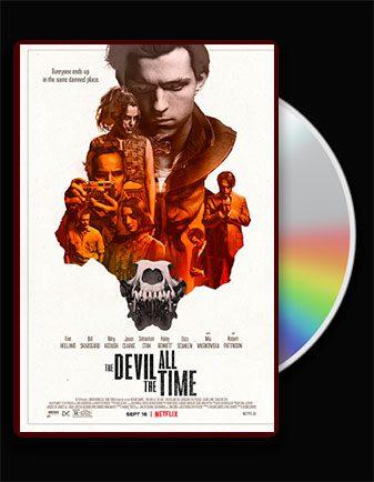 دانلود فیلم The Devil All The Time با لینک مستقیم