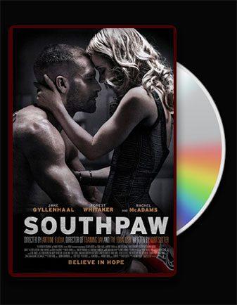 دانلود فیلم southpaw 2015 دوبله فارسی (چپ دست)