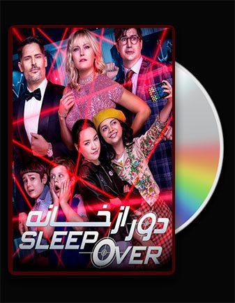 دانلود فیلم The Sleepover 2020 دوبله فارسی فیلم شب نشینی با لینک مستقیم
