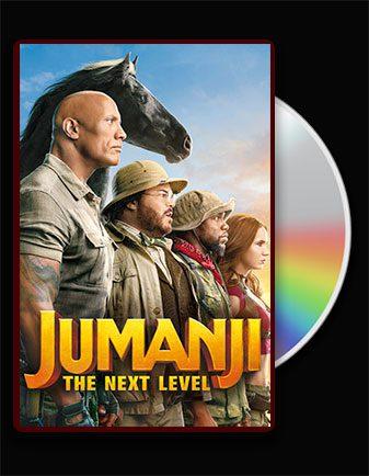 دانلود فیلم جومانجی 3 دوبله فارسی 2019 Jumanji The Next Level لینک مستقیم