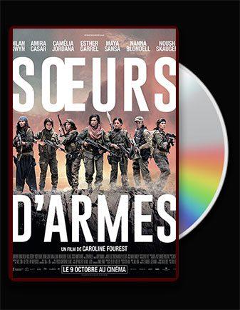 دانلود فیلم خواهران جنگ با زیرنویس چسبیده Sisters In Arms 2019 با لینک مستقیم