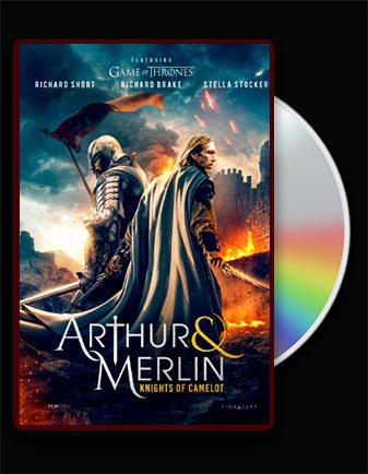 دانلود فیلم ارتور و مرلین شوالیه های کاملوت دوبله فارسی – Arthur & Merlin: Knights of Camelot