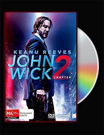دانلود فیلم جان ویک 2 با دوبله فارسی John Wick Chapter 2 2017 با زیرنویس