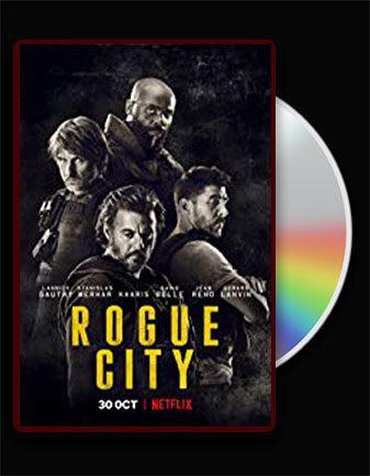 دانلود فیلم شهر یاغی Rogue City 2020 با دوبله فارسی با لینک مستقیم