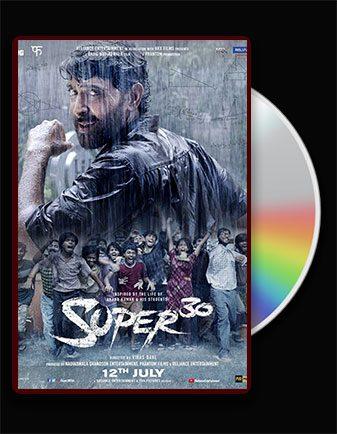 دانلود فیلم سوپر 30 Super 30 2019 با دوبله فارسی با لینک مستقیم
