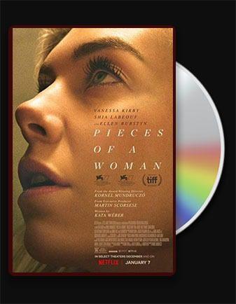 دانلود فیلم تکه های یک زن Pieces of a Woman 2020 با زیرنویس فارسی و لینک مستقیم