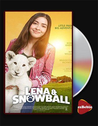 دانلود فیلم لنا و اسنوبال Lena and Snowball 2021 با دوبله فارسی و با لینک مستقیم