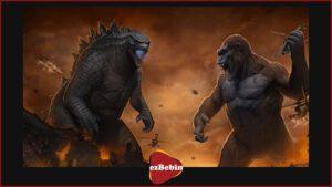فیلم سانسور نشده Godzilla vs Kong 2021