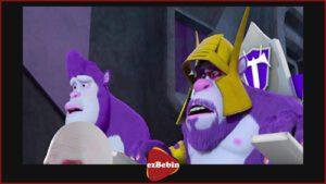 انیمیشن سانسور نشده Panda vs Aliens 2021