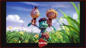 دانلود انیمیشن مایا زنبور عسل گوی طلایی