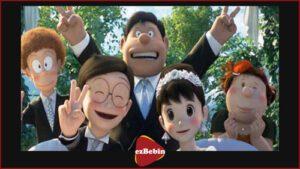 انیمیشن با من بمان دورامون ۲