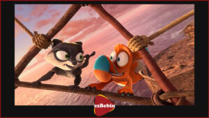 انیمیشن سینمایی Two by Two: Overboard! 2020 سانسور نشده