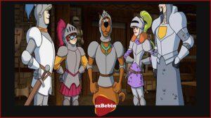 انیمیشن سانسور نشده Scooby-Doo! The Sword and the Scoob 2021