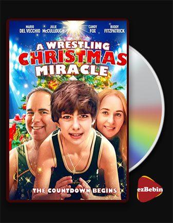 دانلود فیلم معجزه کریسمسی کشتی با زیرنویس فارسی فیلم A Wrestling Christmas Miracle 2020 با لینک مستقیم