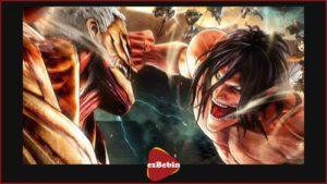 فیلم سانسور نشده Attack on Titan: Chronicle 2020