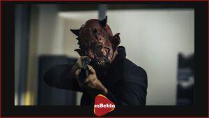 فیلم سانسور نشده Bloody Hell 2020