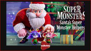 انیمیشن سانسور نشده Santa's Super Monster Helpers 2020