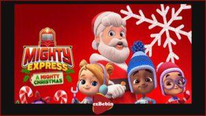 انیمیشن سانسور نشده Mighty Express: A Mighty Christmas 2020