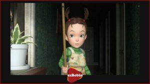 انیمیشن سانسور نشده Earwig and the Witch