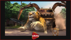 انیمه سانسور نشده Delhi Safari 2012