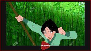 انیمه سانسور نشده Mulan II 2004