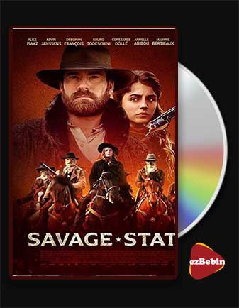 دانلود فیلم حکومت وحشی با دوبله فارسی فیلم Savage State 2019 با لینک مستقیم