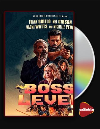 دانلود فیلم رتبه رئیس با دوبله فارسی فیلم Boss Level 2020 با لینک مستقیم