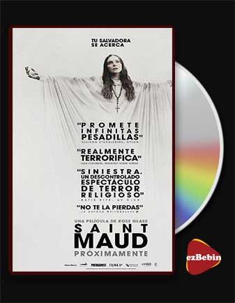 دانلود فیلم قدیسه ماد با دوبله فارسی فیلم Saint Maud 2019 با لینک مستقیم