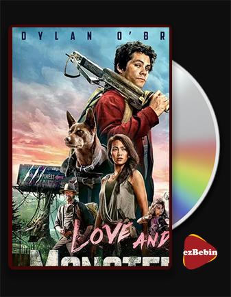 دانلود فیلم عشق و هیولاها با دوبله فارسی فیلم Love and Monsters 2020 با لینک مستقیم