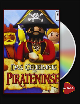 دانلود انیمیشن راز دزد جزیره با دوبله فارسی انیمیشن The Secret of Pirate Island 2009 با لینک مستقیم