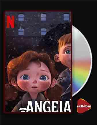 دانلود انیمیشن آرزوی کریسمس آنجلا با دوبله فارسی انیمیشن Angela's Christmas Wish 2020 با لینک مستقیم