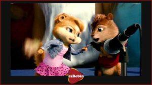 انیمه سانسور نشده Alvin and the Chipmunks