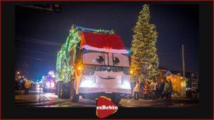 انیمه سانسور نشده A Trash Truck Christmas 2020