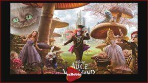 فیلم سانسور نشده Alice in Wonderland 2010