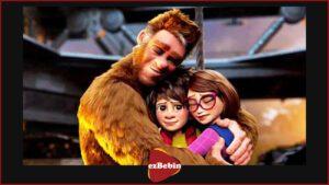 انیمه سانسور نشده Bigfoot Family 2020
