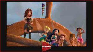 انیمه سانسور نشده Tinker Bell and the Pirate Fairy 2014